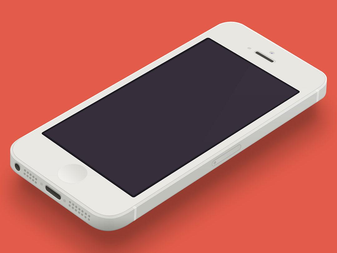 Minimal-iPhone-Template-Hires